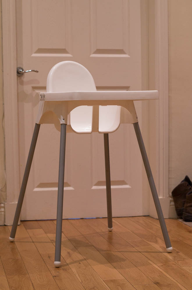 Small Chair And Half