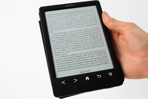 Test   la liseuse ebook Sony PRS T3   Darty   Vous Prise en main de la liseuse ebook Sony PRS T3