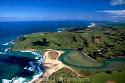 Haldane Estuary _ Haldane Bay, Catlins District, Southland ...