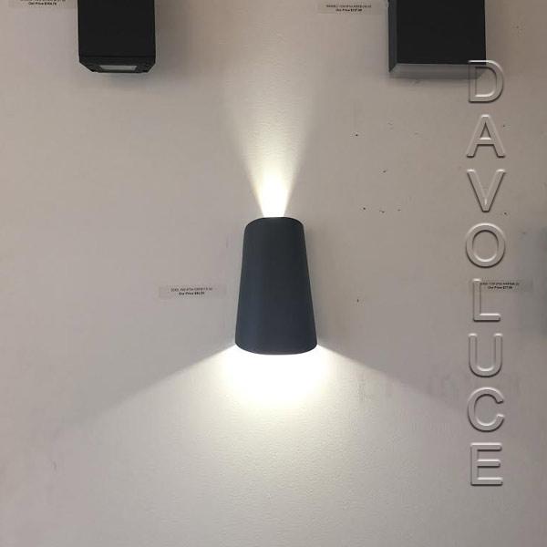 Telbix Odel 12w Exterior Led Wall Light From Davoluce Lighting