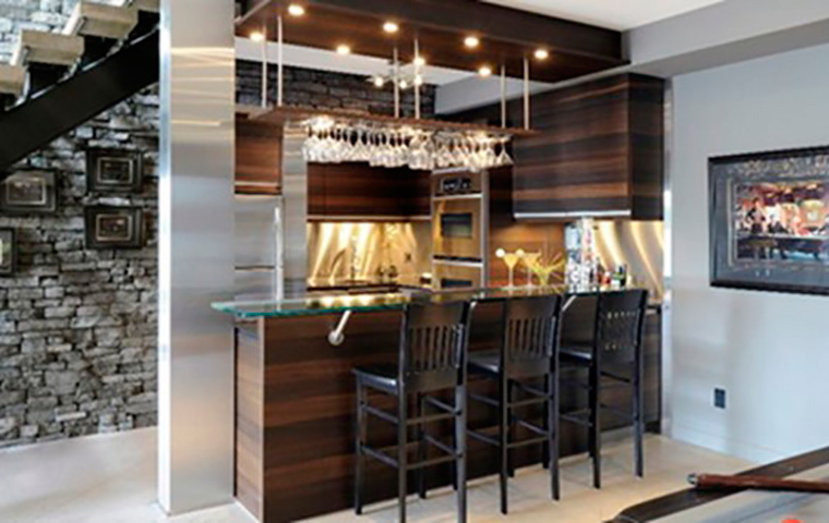 Quick Home Bar Design Ideas