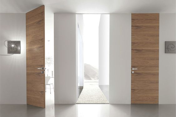 Image Result For Pocket Doors Without Casing Doors Interior No Baseboard  Only Reveal Between Bottom Of Wall And Floor Thin Flush Casing With Reveal  Planum .