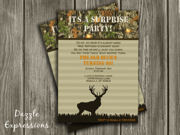 Free Printable 30th Invitations