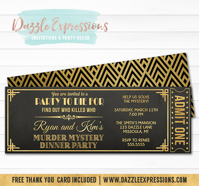 Save Date Cards 21st Birthday