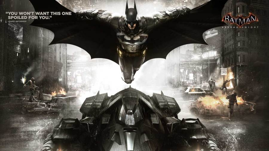 Batman  Arkham Knight  2015    DC