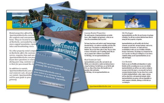 trifold brochure samples   medical brochure samples  healthcare     travel industry trifold brochure samples