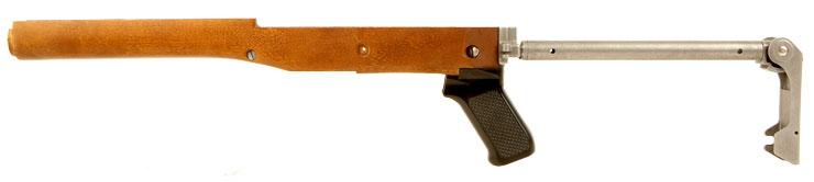 Folding Mini 14 Ruger Stock