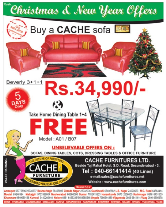 Furniture Deals New Years