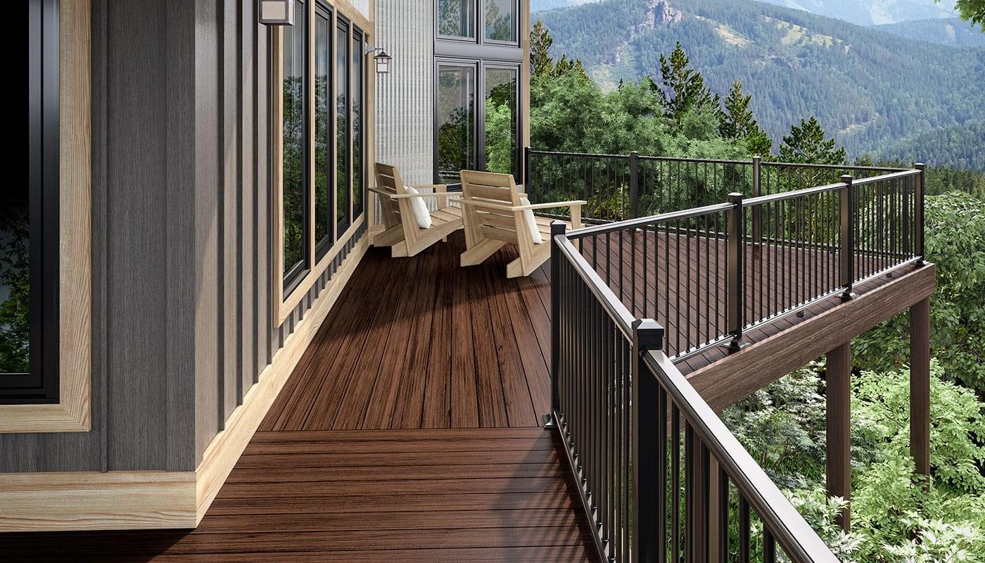 Deck Rail Options Accessories Deckorators | Heritage Stair And Railing | Stainless Steel | Balcony Railing Design | Indoor Stair | Interior Stair | London Ontario