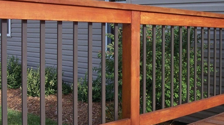 Deck Balusters Spindles Deck Railings Decksdirect | Banister Rail And Spindles | Component | Interior | Lj Smith | Newel Post | Porch