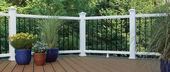 Deck Supplies Lighting Hardware Decksdirect Decksdirect | White Railing Black Spindles | Paint | Wrought Iron | Porch Railing | Iron Balusters | Aluminum Balusters
