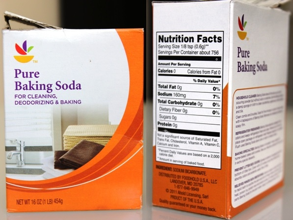 Baking Soda Vs Bicarbonate Soda