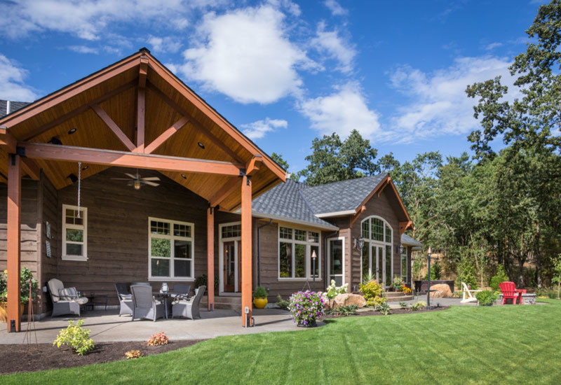 Beautiful Ideas Of Luxury Ranch House Plans To Be Stunned