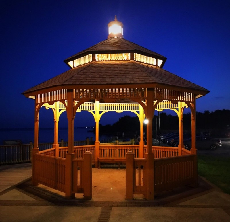 Stunning Outdoor Lights For Gazebo And Pergola Decohoms