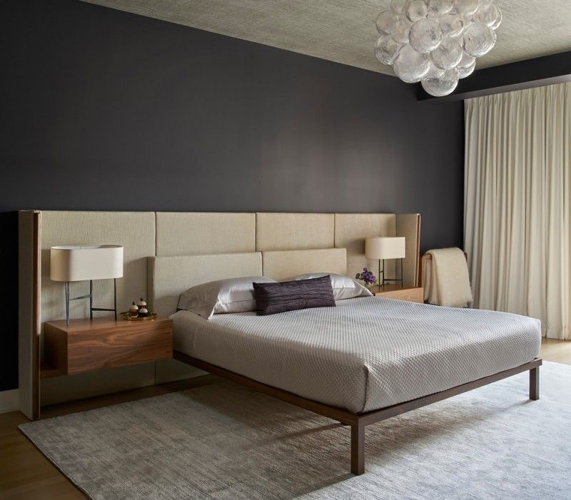 Attractive Black Bedroom To Be Mesmerized By Obsigen