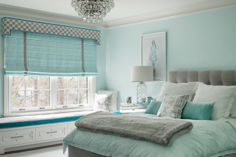 Ten Adorable Teal Room To Be Amazed By Decohoms