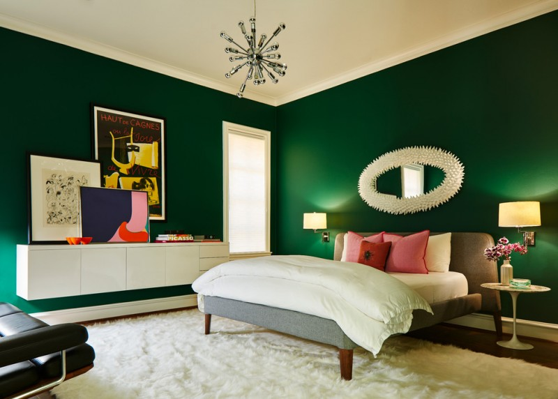 Enticing Green Bedroom Walls You Need To Know Decohoms