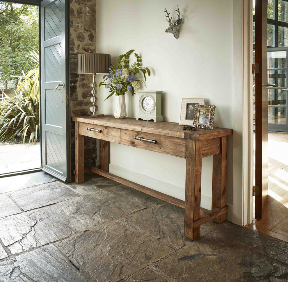 Ten Ideas Of Marvelous Rustic Console Table With Drawers