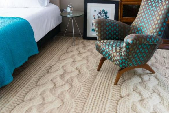 Resilient flooring  vinyl   Deco   inspiration for eco friendly     Vinyl floor printed by Floorink
