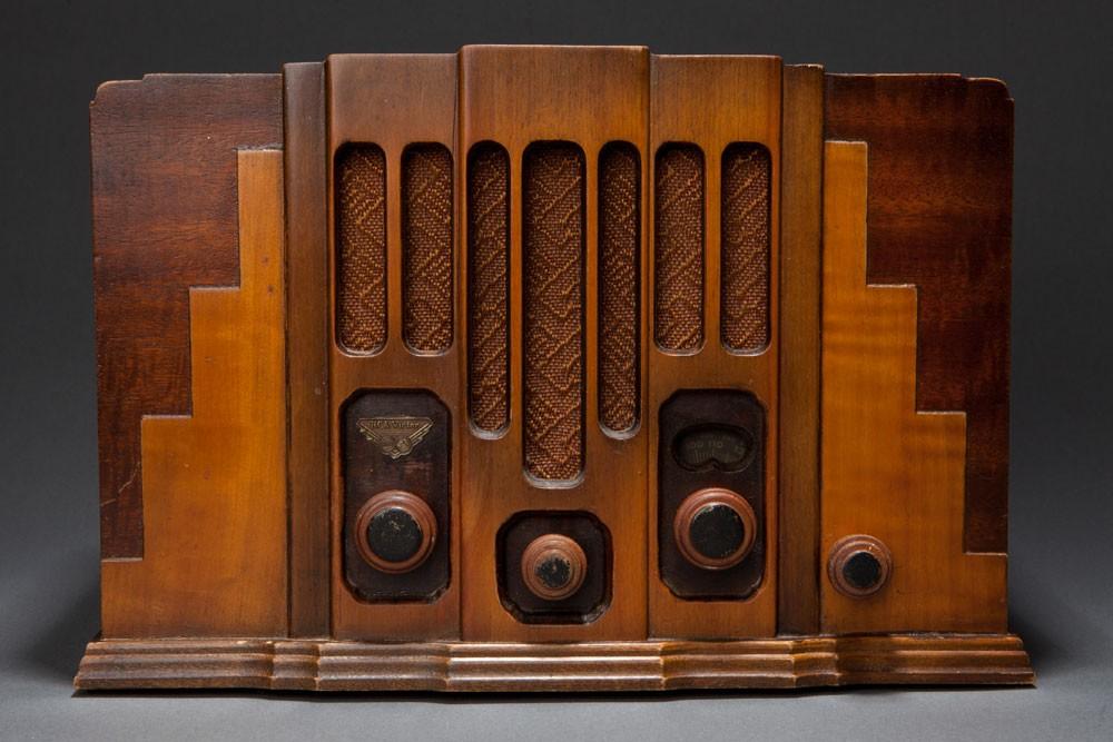 Rca Victor Radio Model 115 Quot Skyscraper Quot Art Deco Design