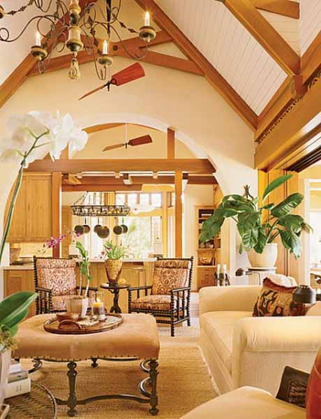 Tropical Home Decor