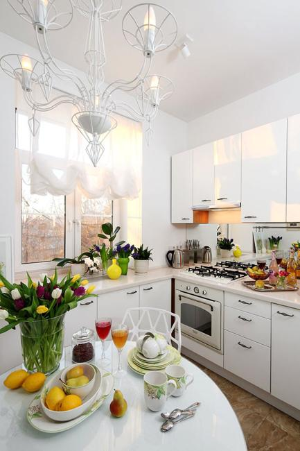 Apartment Ideas Small Decorating Kitchen