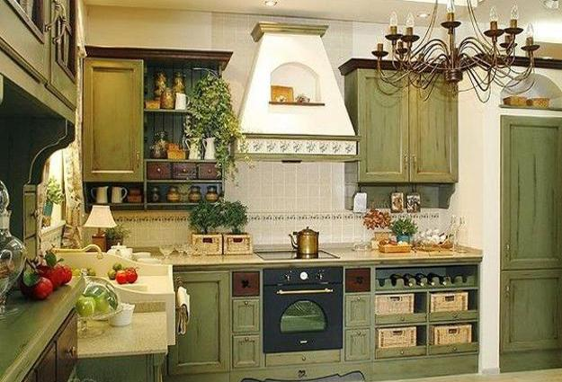 Country Kitchen Designs Small Kitchens