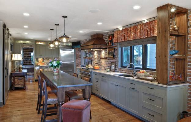Country Kitchen Wall Colors