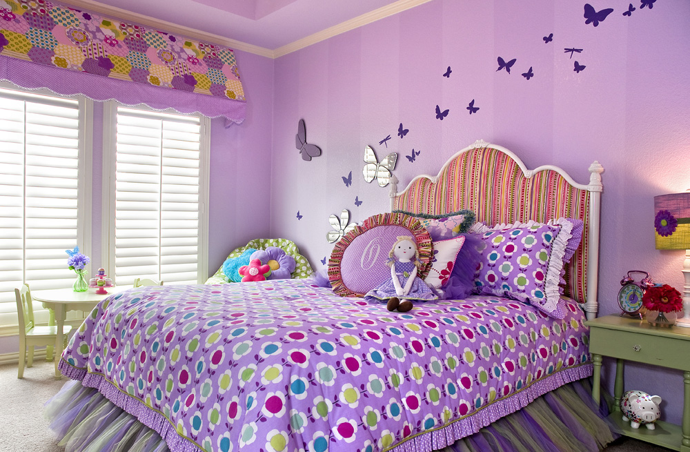 Great Tips For Children S Room Decorating Decorating