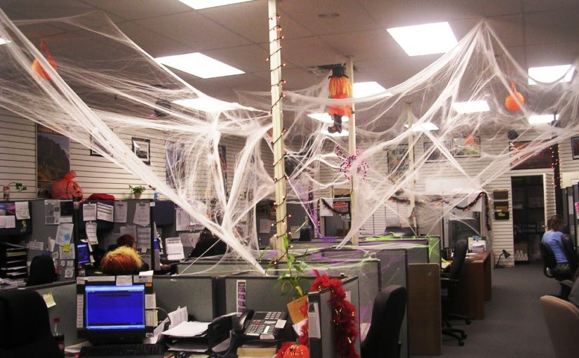 18 Halloween Decorations For Work Ideas Decoration Love