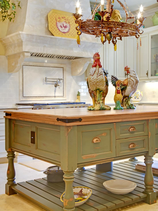 25 Amazing French Kitchen Design Ideas Decoration Love