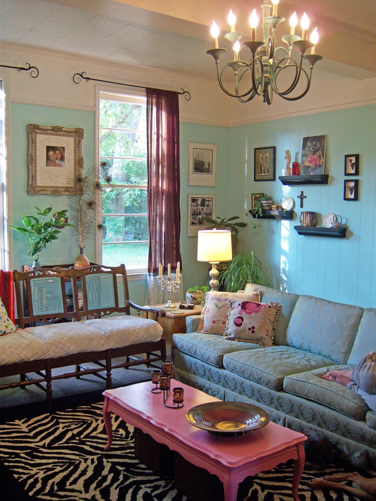 Apartment Living Room Design Ideas