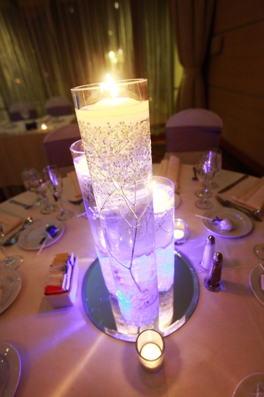 30 Christmas Centerpieces Lights Decorations Ideas