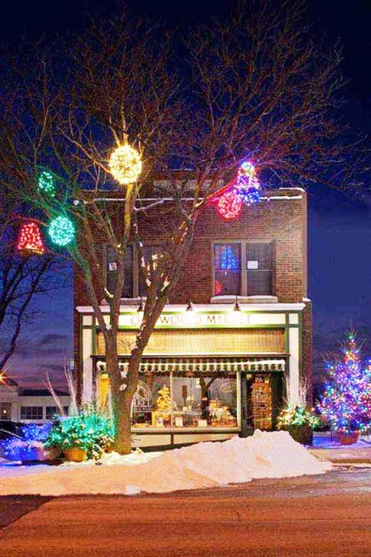 25 Exterior Christmas Lights Decorations Ideas