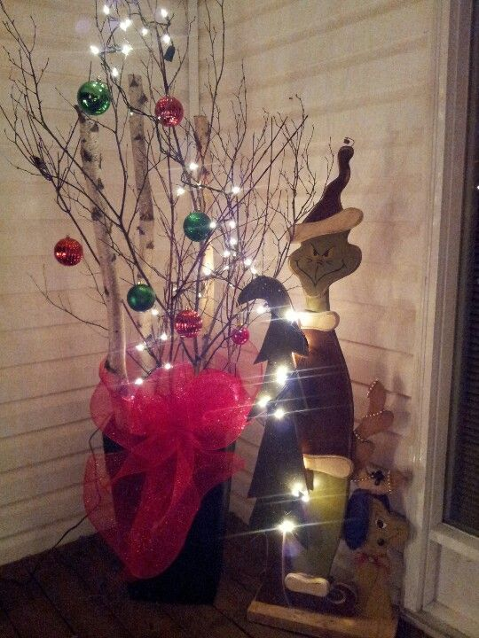 40 Grinch Christmas Decorations Ideas Decoration Love