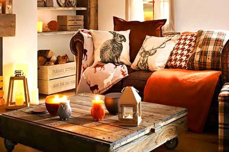 5 Quick Tips To Add an Autumn Touch to Your Living Room   Decor Home     5 Quick tips to add autumn decor to your living room  falldecor   falldecorideas