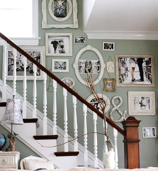 27 Awesome Staircase Decorating Ideas Decor Home Ideas   Designs For Staircase Wall   Partition   Classy   Attractive   Luxury   Transitional