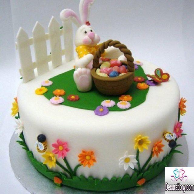 Decorating Ideas Cake Easter Birthday