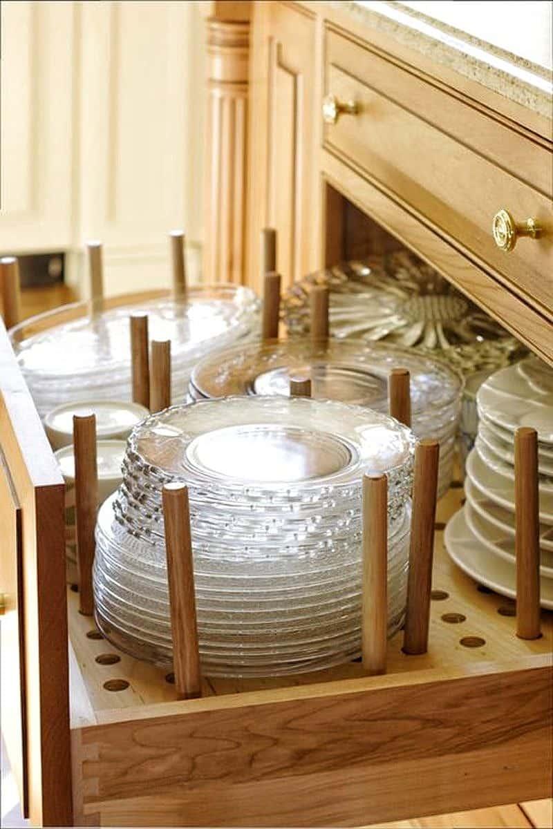 27 Kitchen Storage Ideas To Keep Your Kitchen Organized