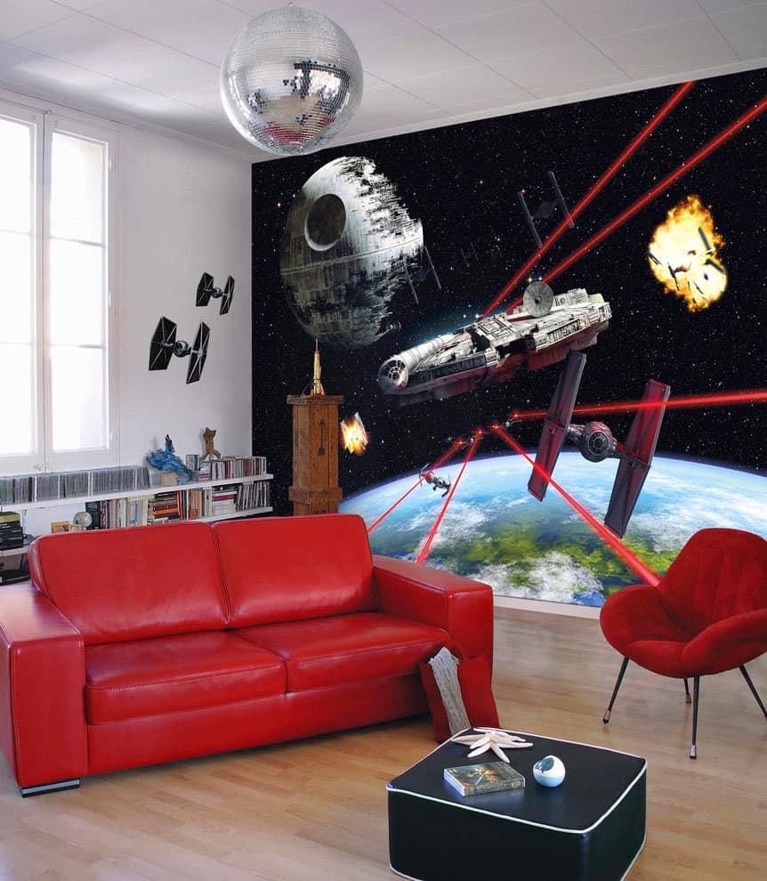 Star Wars Home Decor Ideas   Decor Snob Star Wars Home Decor