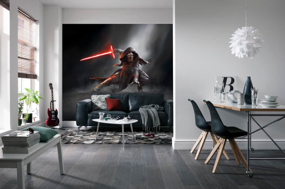 Star Wars Home Decor Ideas   Decor Snob star wars room decor
