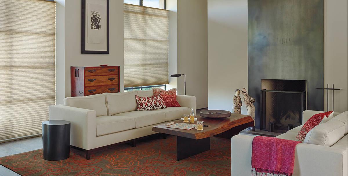 Custom Hunter Douglas Cellular Shades For Your Home