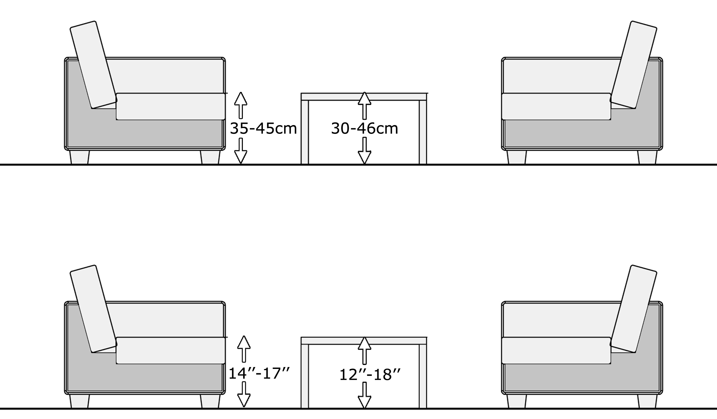 8 Person Table Dimensions