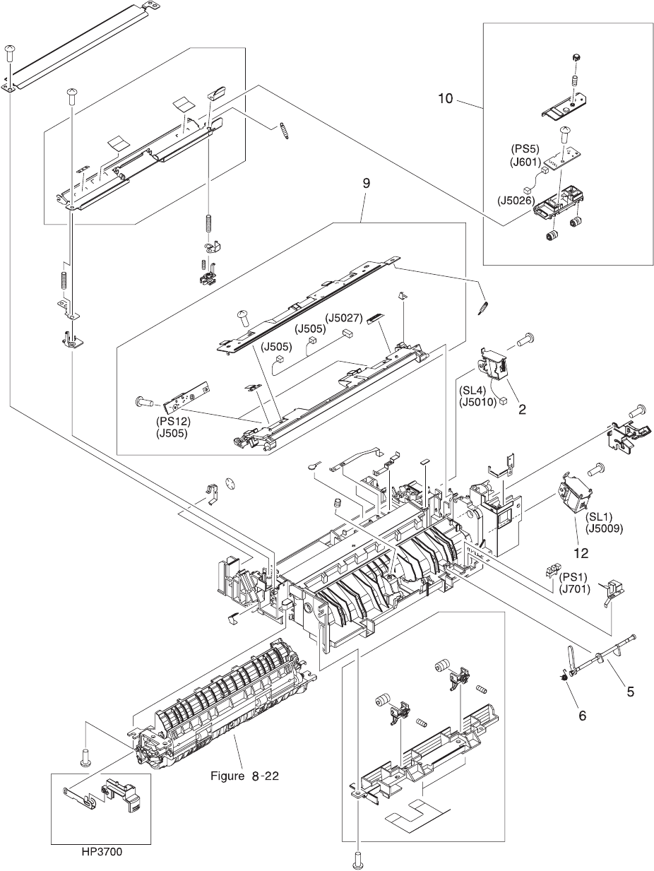 Enww illustrations and parts lists497