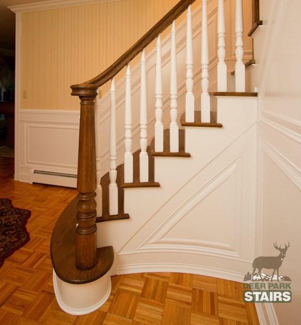 Long Island Custom Stair Builders – Deer Park Stairbuilding And | Outdoor Stair Contractors Near Me | Wood | Stair Railing | Metal | Trex | Spiral Staircase