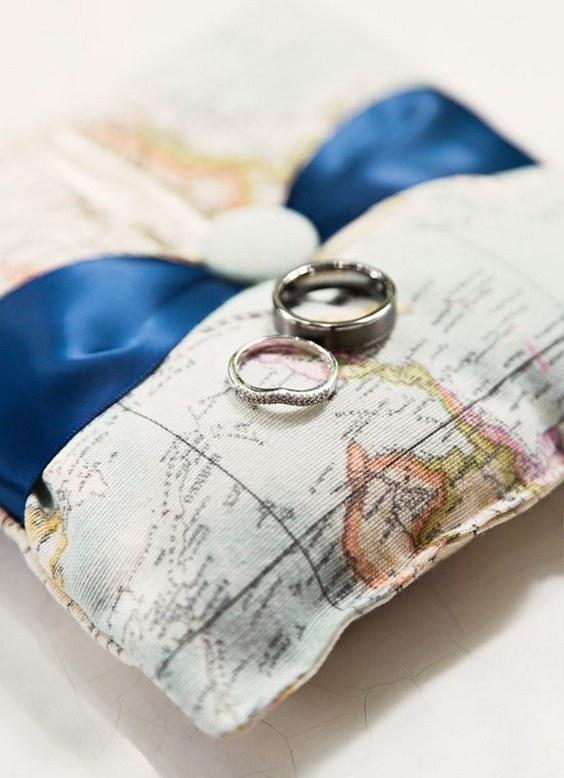 Fall Themed Wedding Favors
