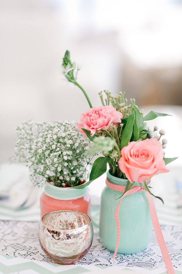 And Decor Coral Mint