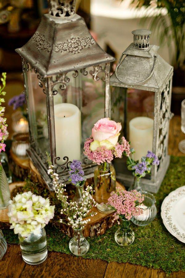Fall Shabby Chic Wedding Ideas