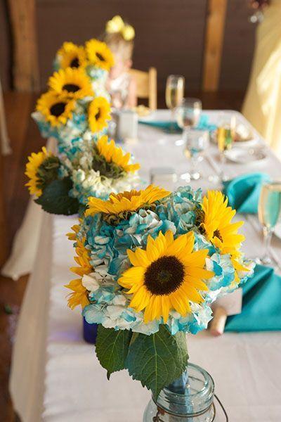70 Sunflower Wedding Ideas And Wedding Invitations Deer