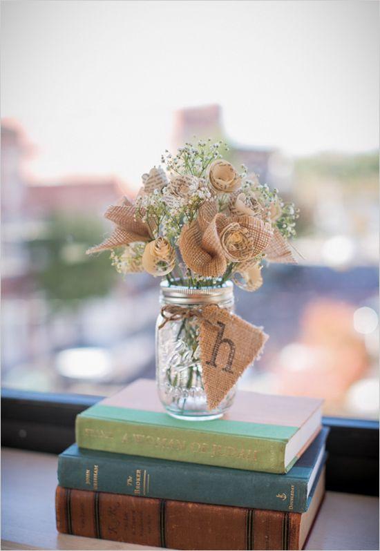 50 Adorable Book Amp Literary Wedding Ideas Deer Pearl Flowers